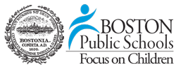 BPS and City of Boston logo